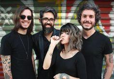 Supercombo faz show em São Paulo