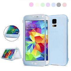 viileä simpukkapuhelin vapaa käännös kosketusnäyttö all inclusive puhelimen suojakotelo Samsung S5 i9600 (eri värejä) – EUR € 5.99