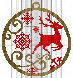 Christmas Afghan, Christmas Cross, Bead Loom Patterns, Cross Stitch Patterns, Swedish Weaving, Christmas Embroidery, Loom Beading, Cross Stitching, Embroidery Stitches