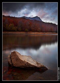 Llac del Montseny i les Agudes -