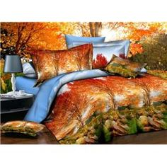 As Poetic Beauty 3D Bedding Sets
