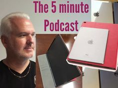 Svartling Network: The iPad is not dying it just waiting for the next step - The 5 minute podcast