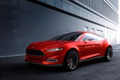 2015 Ford Mustang Will Shed Retro Skin