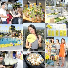 Kate Spade Saturday's Summer Solstice Party with Emmy Rossum, Victoria Justice and more!