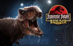 Jurassic Park: Builder: Create your own Jurassic Park! #jurassicpark #simulation #free #mobile #game #review #iOS #Android