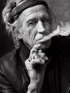 Keith Richards, 2011 by Mark Seliger