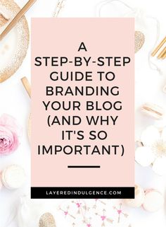 As a blogger or entrepreneur, branding is essential. Creating a strong brand makes growing your blog easy and marketing a breeze. Check out my best tips for creating consistent visual branding across your blog and social media. You'll learn the importance of logo design, color palette, creating a mood board and more! Click through to read about how to brand your blog now and make sure to save this pin for others to read too!