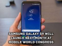 """#tech #technology #news #breakingnewshttps://goo.gl/z7puwU """"DJ Koh Samsungs mobile boss has confirmed that the company will launch its next flagship Galaxy S smartphone at Mobile World Congress in Barcelona next month according toa ZDNet report. The report says Koh made the announcement at a press conference during the CES trade show in Las Vegas. ZDNet does not explicitly confirm that the new phone will be called the Galaxy S9 but any name other than that would be a surprise. Earlierreports…"""