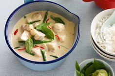 Thai Green Fish Curry