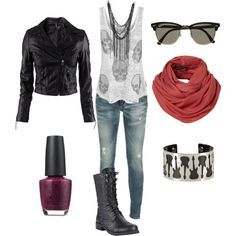 Rock N Roll Motor Chic (a favourite gothic punk clothes repin of VIP Fashion Australia )