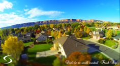 Using drones in real estate to take your business to new heights.