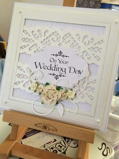 Sue Wilson wedding