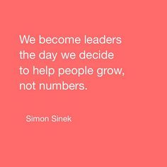 Weekly Inspiration: Simon Sinek