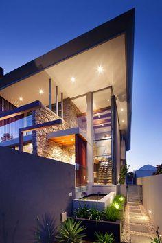 Modern Residence by City Beach Builders