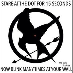 AWESOME!!!! THIS SERIOUSLY WORKS OMG THAT IS AWESOME, BLINK AT YOUR WALL FOR LIKE A 10 SECS AND THEN YOU'LL SEE IT!!! ITS BEAUTIFUL