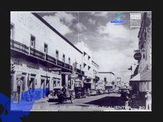 Calle 5 de Mayo foto aproximadamente de los años 30´s (foto AGM)