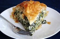Baba Luba's Banitsa (Spinach Pie) Recipe — Dishmaps