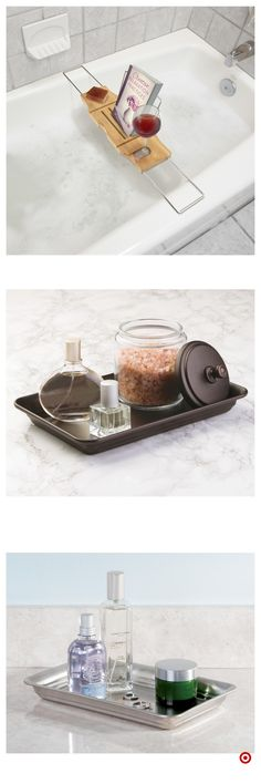 Shop Target for bathroom tray you will love at great low prices. Free shipping on orders of $35+ or free same-day pick-up in store.