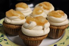 The Southern Living Year: Apple Cupcakes and Taking It Down a Notch