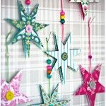 DIY Star Crafts and Ideas - these gorgeous stars are perfect for Christmas, New Year's or of July. From paper stars, recycled stars, preschool & more! Pimp, Stars Craft, Paper Stars, Space Crafts, Art Blog, Pin Collection, 4th Of July, Designer, Crafts For Kids