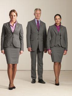 Bedrijfskleding, beveiliging, v-badge, rabobank, kostuum, mantelpakje, corporate, fashion, patrick lusink kostuums, bankpersoneel, financiële dienstverlening