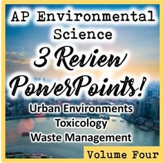 Ap Environmental Science Apes Review  Ethics Economics