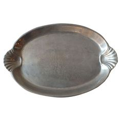 I pinned this Vintage Pewter Shell Tray from the Antiqued Elegance event at Joss and Main!