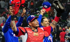 """WBC 2017: For undefeated Puerto Rico, it is country, family, roots = SAN DIEGO — Just before the start of the new year, team captain and peerless leader Yadier Molina set up a group chat among the players on Puerto Rico's roster for the World Baseball Classic. Chat is an understatement. """"We were basically talking to each other every single day, 24/7, from when you wake up to….."""