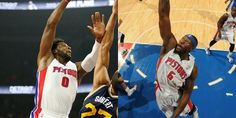 Andre Drummond opens season with 3 straight double-doubles.  The last Piston to do that?  2005 DPOY Ben Wallace.