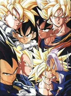 The Best - Dragon Ball Z Family