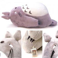 Giant Totoro Plush (Sleepy) - 29″