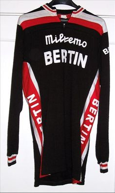 Bertin Milremo Late 1970's Vintage Cycles, Cycling Jerseys, Bicycles, Motorcycle Jacket, Bike, Clothing, Sports, Jackets, Fashion