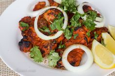 1-2-3 Chicken Tikka