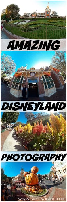 AMAZING #DISNEYLAND PHOTOGRAPHY during #HalloweenTime ~ The perfect pictures to get you in the #Halloween Spirit!