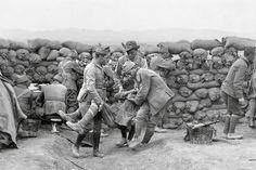 Spanish Legion defend Alhucemas fort