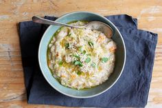 Pancotto (Tuscan Bread Soup) recipe on Food52