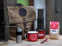 Dogwood Coffee + Sanborn Canoe Adventure Pack