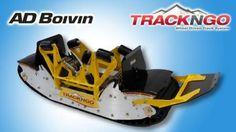 Track N Go unmounted. Super idea.