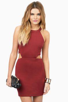 By My Side Bodycon Dress $47