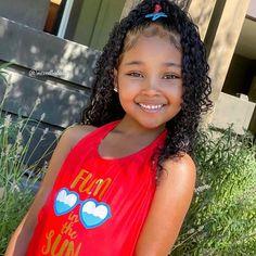 Black Baby Girls, Cute Black Babies, Cute Baby Girl, Cool Girl, Cute Babies, Child Fever, Kids Fever, Rubber Band Hairstyles, Kid Hairstyles