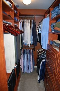Small Walk In Closet Design Ideas, Pictures, Remodel, And Decor   Page 7