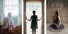 Bad Girls Don't Die Series, seriously read it, it's awesome