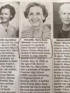 Best obituary ever
