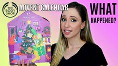 The Body Shop Beauty Advent Calendar 2020 (Bad Decision?) | Vasilikis Be... Best Beauty Advent Calendar, Beauty Tips, Beauty Hacks, Advent Calendars, Calendar 2020, Makeup Tutorials, The Body Shop, Swatch, Shopping