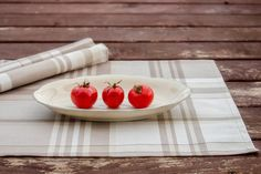Plaid Placemat Handmade Dining Supplies Rustic by YourHomeMarket