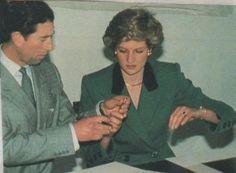 Lisbon, Portugal (Day 2) - Diana & Charles, le 12 Février 1987