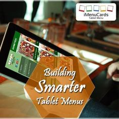 Intelligent Solutions focused on the needs of restaurant businesses. Know more here: https://www.imenucards.com  #imenu #tabletmenu #digitalmenu #restaurant