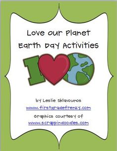 Check out some of these Earth Day activities to do with your kids on April 22!