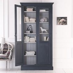 Tall country cupboard/ kitchen dresser - £150 off
