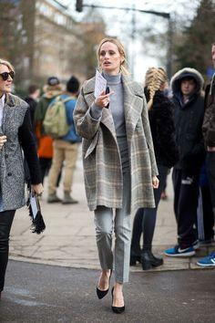 The+Best+London+Fashion+Week+Street+Style:+Fall+2015  - HarpersBAZAAR.com